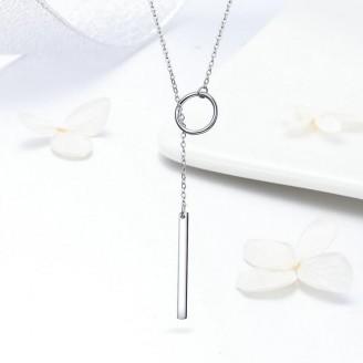 """Stříbrný náhrdelník """"Relatio"""". Ag 925/1000"""