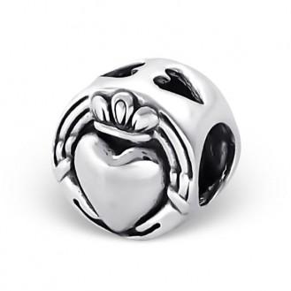 """Korálek stříbrný na náramek Pandora """"Ducissa"""". Ag 925/1000"""
