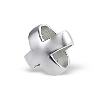 "Stříbrný korálek na náramek Pandora ""Arma"". Ag 925/1000"