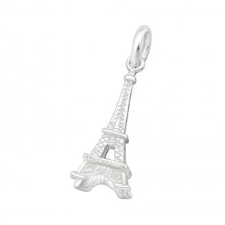 """Přívěsek stříbrný """"Eiffelova věž"""". Ag 925/1000"""