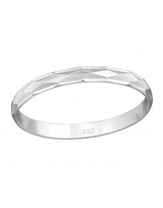 """Stříbrný prsten """"Tranquillitas"""". Ag 925/1000"""