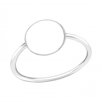 "Stříbrný prsten ""Nimba"". Ag 925/1000"