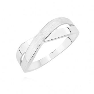 "Stříbrný prsten ""Ligare"". Ag 925/1000"