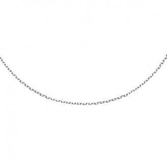 "Stříbrný řetízek ""Diamond"". 60 cm. Ag 925/1000"