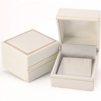 """Dárková krabička z ekokůže na šperky. """"Garbo"""""""
