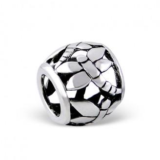 """Stříbrný korálek na náramek Pandora """"Vážka"""" ox. Ag 925/1000"""