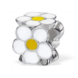 "Stříbrný korálek na náramek Pandora ""Tritaque"".wh. Ag 925/1000"