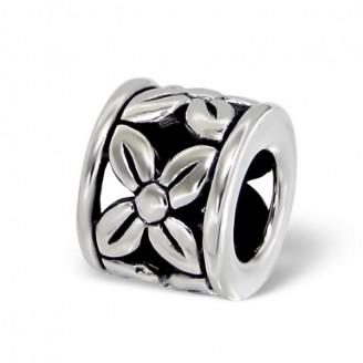"""Stříbrný korálek na náramek Pandora, """"Exulto"""". Ag 925/1000"""