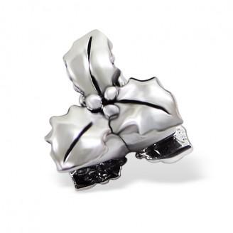 """Stříbrný korálek na náramek Pandora """"Cesmína"""". Ag 925/1000"""