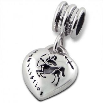 """Stříbrný přívěsek na náramek Pandora """"Střelec"""". Ag 925/1000"""