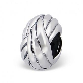 """Stříbrný korálek na náramek Pandora """"Vinculum"""". Ag 925/1000"""