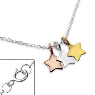 """Stříbrný náhrdelník """"Fantine"""". Ag 925/1000"""
