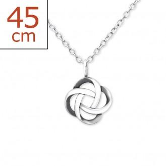 """Stříbrný náhrdelník """"Funem"""". Ag 925/1000"""