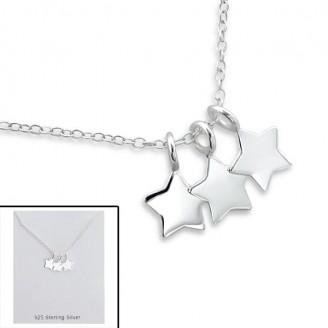 """Stříbrný náhrdelník """"Fabiola"""". Ag 925/1000"""