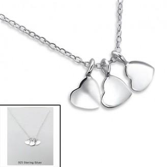 """Stříbrný náhrdelník """"Fadila"""". Ag 925/1000"""