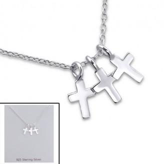 """Stříbrný náhrdelník """"Faddei"""". Ag 925/1000"""