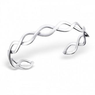 """Stříbrný náramek """"Amor"""". Ag 925/1000"""