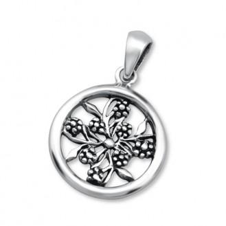 """Stříbrný přívěsek """"Flower"""". Ag 925/1000"""