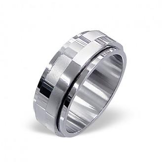 """Prsten z chirurgické oceli """"Artur"""""""