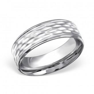 """Prsten z chirurgické oceli """"Pugnator"""""""