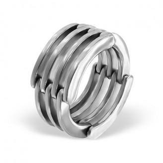 "Prsten z chirurgické oceli ""Wendell"""