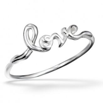 """Stříbrný prsten """"Ladonna"""". Ag 925/1000"""