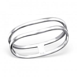 """Stříbrný prsten """"Tentatum"""". Ag 925/1000"""