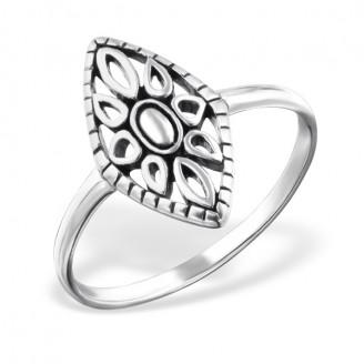 """Stříbrný prsten """"Stilum"""". Ag 925/1000"""