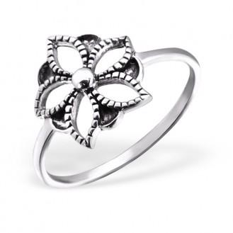 """Stříbrný prsten """"Florem"""". Ag 925/1000"""